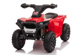 6V Mini Quad Bike Rouge - Quad Electrique Pour Enfants