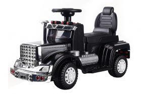 Camion Porteur 6V - Camion Electrique Pour Enfants Noir