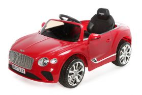 12V Bentley Continental GT Rouge sous licence