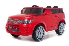 4x4 Rouge Sport Coupe 12V Style Range – Voiture Electrique Pour Enfants