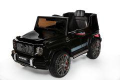 12V Mercedes G Wagon G63 sous licence Noir – Voiture Electrique Pour Enfants